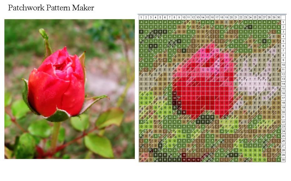 Pattern Maker - програма для створення схем для вишивок Hand Made ... f4c9c2cda4374