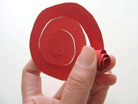 Паперова троянда