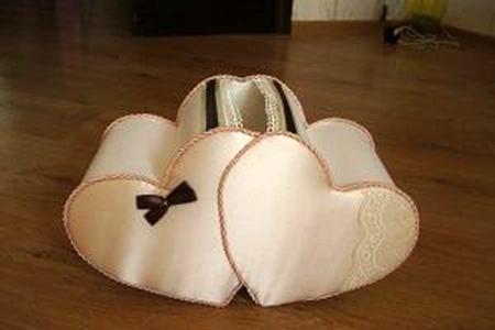 Весільна скринька для грошей