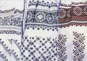 Характерні особливості Черкаської вишиванки