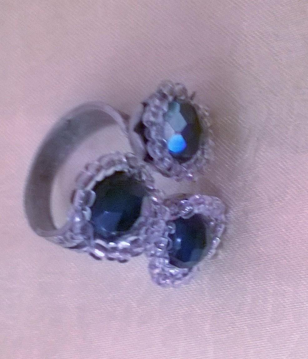 Синий-хрусталь