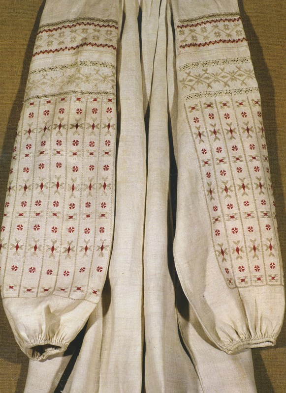 Чернігівська вишиванка  особливості орнаменту Hand Made - все про ... 078d2374e4d48
