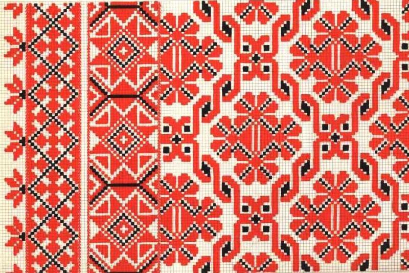 Житомирська вишиванка