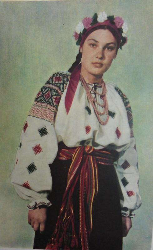 Вишиванка Вінниччини
