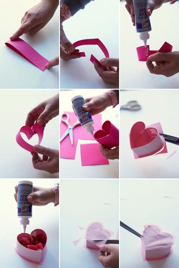 Упаковка подарунків до Дня Святого Валентина
