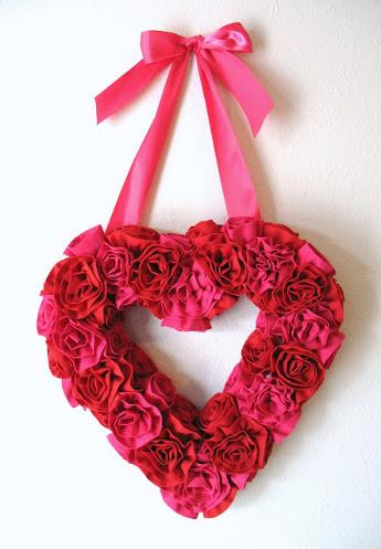 Вінок закоханих з троянд