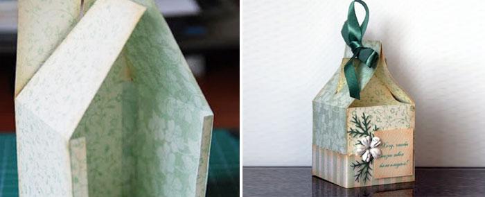 Бонбоньєрки коробочки своїми руками