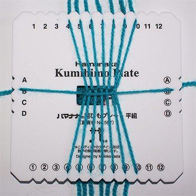 Куміхімо: японський шнурок - майстер-клас